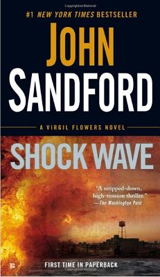 Shock Wave (A Virgil Flowers Novel), John Sandford