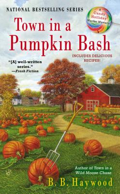 Image for Town in a Pumpkin Bash (CANDY HOLLIDAY MYSTERY)