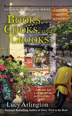 Books, Cooks, and Crooks, Arlington, Lucy