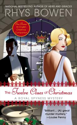 The Twelve Clues of Christmas (A Royal Spyness Mystery), Rhys Bowen