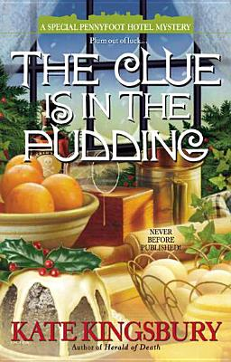 The Clue is in the Pudding, Kingsbury, Kate