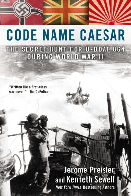 Code Name Caesar, Jerome Preisler
