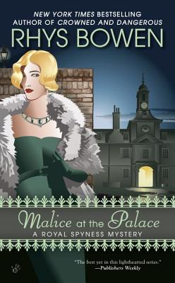 Image for Malice at the Palace