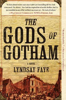 Image for Gods of Gotham