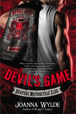 Devil's Game (Reapers Motorcycle Club), Joanna Wylde