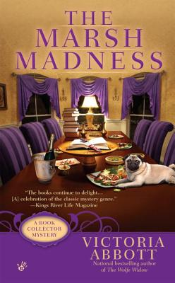 Image for The Marsh Madness (A Book Collector Mystery)