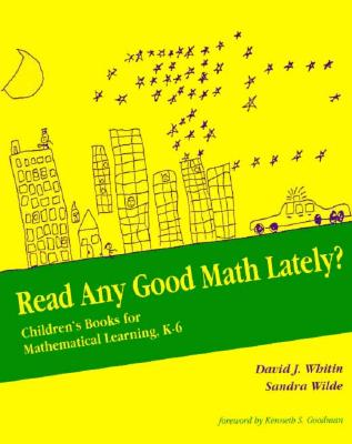 Image for Read Any Good Math Lately?: Children's Books for Mathematical Learning, K-6 (For School Mathematics Addenda)