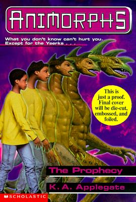 Image for PROPHESY ANIMORPHS #34