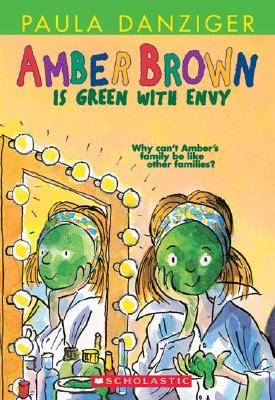 Image for Amber Brown #9: Amber Brown Is Green With Envy