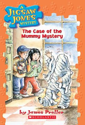Image for The Case of the Mummy Mystery [A Jigsaw Jones Mystery]