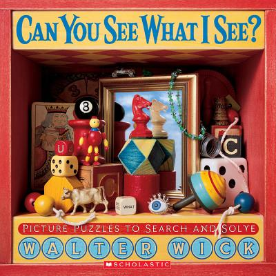 Image for Can You See What I See? : Picture Puzzles to Search and Solve