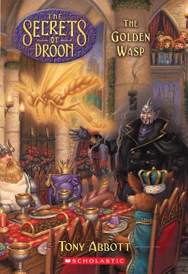 Image for GOLDEN WASP SECRETS OF DROON