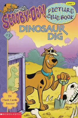 Image for Dinosaur Dig (Scooby-Doo! Picture Clue Book, No. 3)