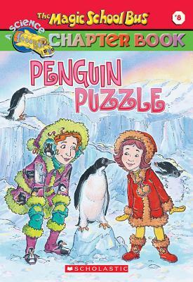Image for 8 Penguin Puzzles (Magic School Bus)