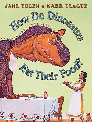 Image for How Do Dinosaurs Eat Their Food?