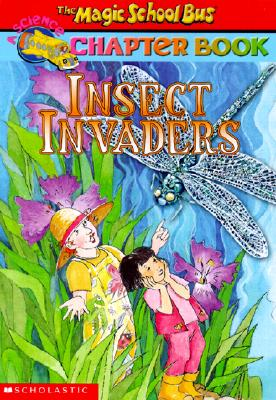 Image for The Magic School Bus Chapter Book 11: Insect Invaders