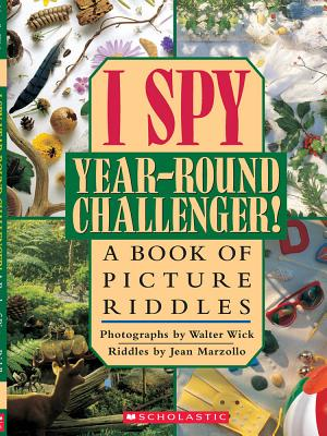 Image for I Spy Year Round Challenger: A Book of Picture Riddles