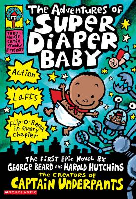 Image for The Adventures of Super Diaper Baby
