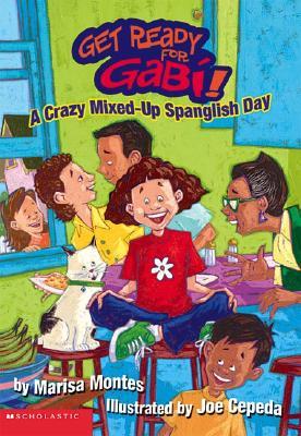 Crazy, Mixed-Up Spanglish Day, MARISA MONTES, JOE CEPEDA
