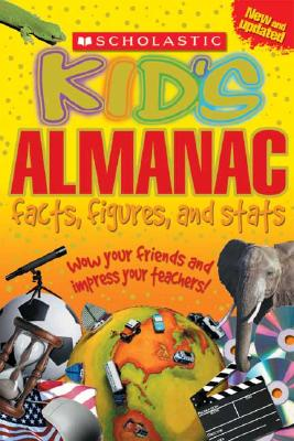 Image for Scholastic Kid's Almanac Revised