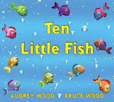 Image for Ten Little Fish