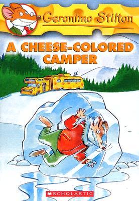 Image for A Cheese-Colored Camper (Geronimo Stilton, No. 16)