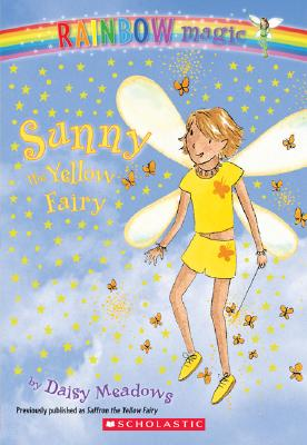 Sunny: The Yellow Fairy (Rainbow Magic: The Rainbow Fairies, No. 3), Daisy Meadows