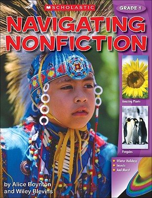 Image for Navigating Nonfiction Grade 1 Student WorkText