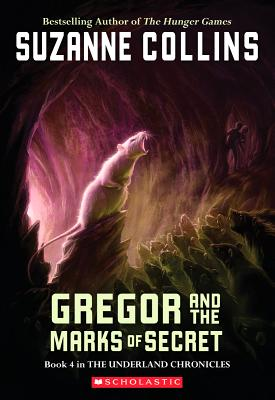 Image for 4 Gregor and the Marks of Secret (Underland Chronicles)