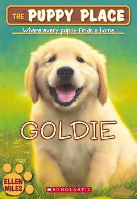 Goldie (The Puppy Place), Ellen Miles