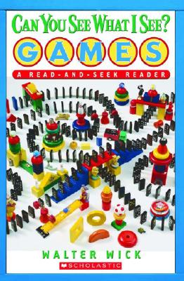 Image for Can You See What I See?: Games Read-and-Seek (Scholastic Reader Level 1)