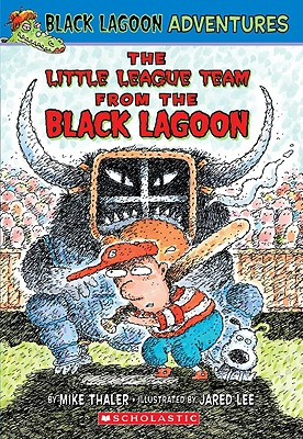 Image for LITTLE LEAGUE TEAM FROM THE BLACK LAGOON