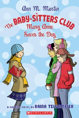 Image for 3 Mary Anne Saves the Day (Baby-Sitters Club)