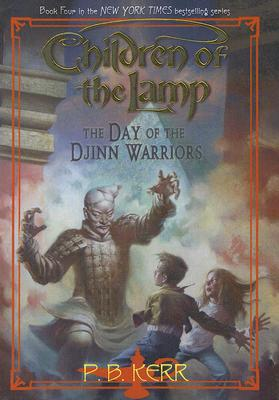 Image for Day Of The Djinn Warriors (Children Of The Lamp)