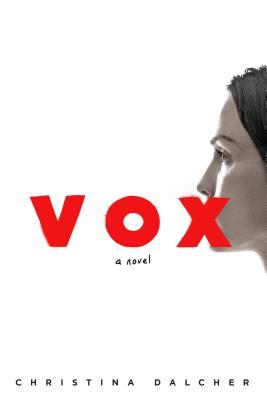 Image for Vox, A Novel