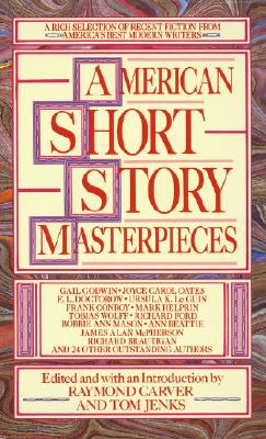 Image for American Short Story Masterpieces