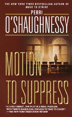 Motion to Suppress, O'Shaughnessy, Perri
