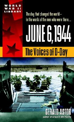 Image for JUNE 6, 1944 VOICES OF D-DAY