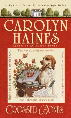 Crossed Bones, Haines, Carolyn