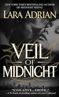 VEIL OF MIDNIGHT, LARA ADRIAN