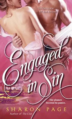 Engaged in Sin, Sharon Page