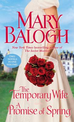 Image for The Temporary Wife/A Promise of Spring