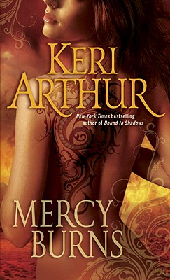 Image for Mercy Burns (Myth and Magic)