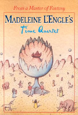 Image for Madeleine L'Engle's Time Quartet Box Set (A Wrinkle in Time, A Wind in the Door, A Swiftly Tilting Planet, Many Waters)