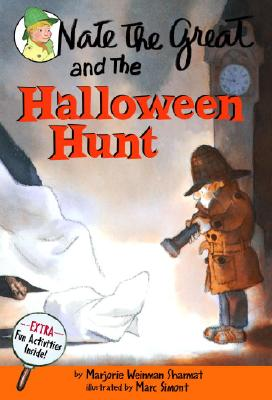 Nate the Great and the Halloween Hunt, MARJORIE WEINMAN SHARMAT