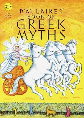 Image for D'Aulaires' Book of Greek Myths