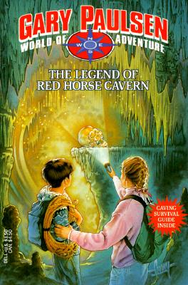 Image for The Legend of Red Horse Cavern (World of Adventure)