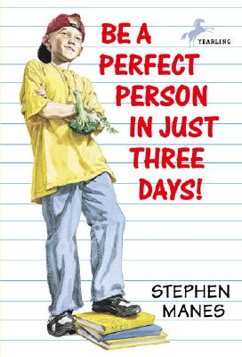 Image for Be A Perfect Person In Just Three Days