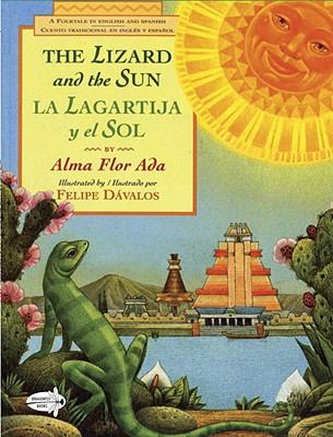 Image for The Lizard and the Sun / La Lagartija y el Sol (Picture Yearling Book) (Spanish Edition)
