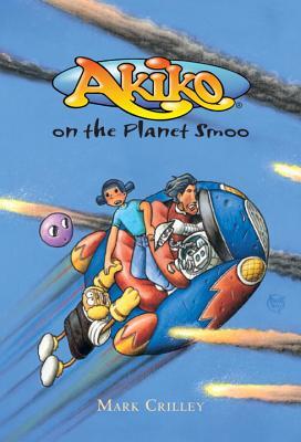 Akiko on the Planet Smoo, Mark Crilley